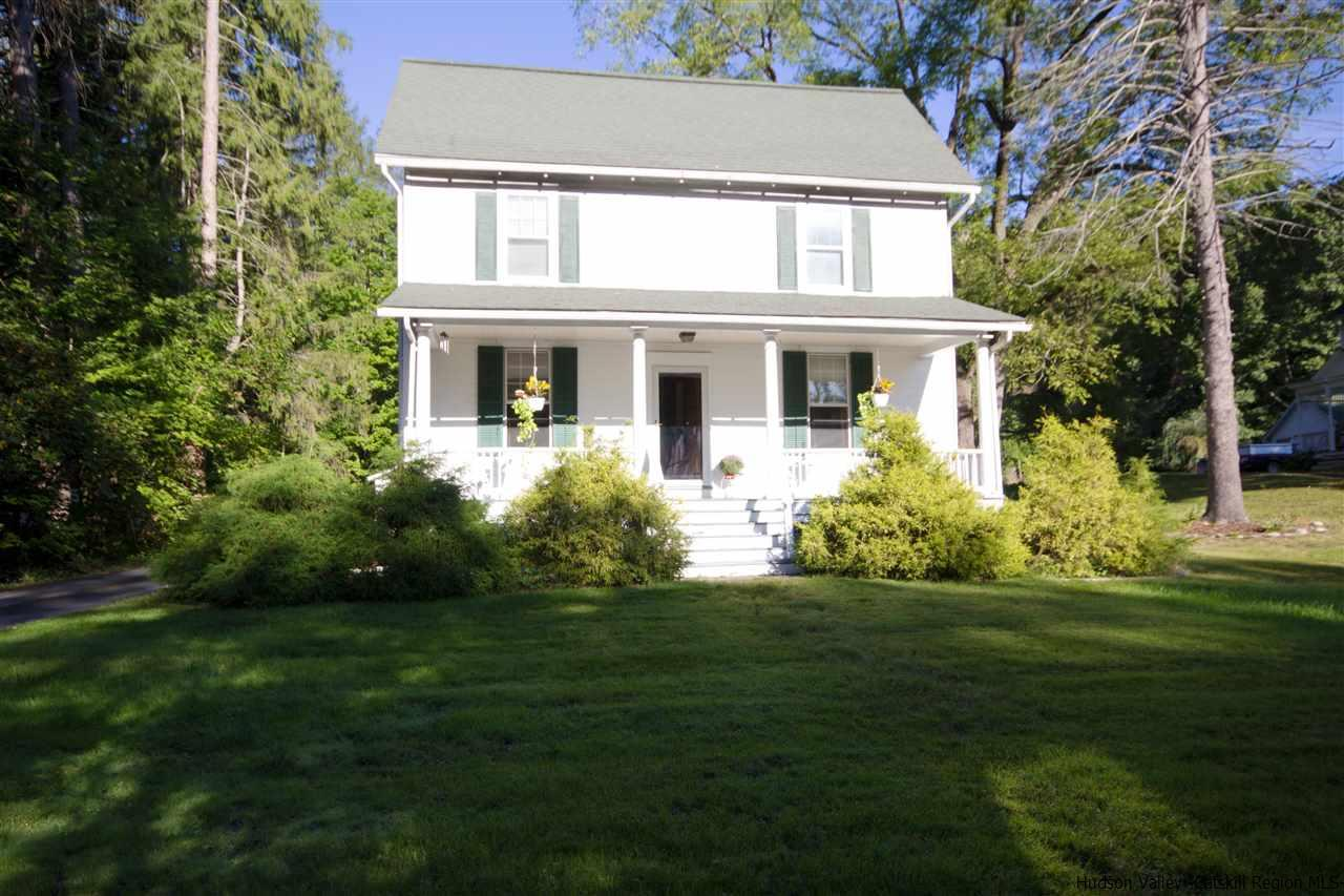 Single Family Home for Sale at 7806 Rt 209 Route 7806 Rt 209 Route Napanoch, New York 12458 United States