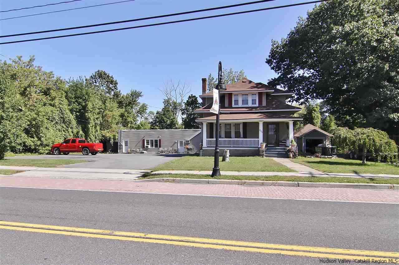 Single Family Home for Sale at 209-211 Broadway 209-211 Broadway Port Ewen, New York 12466 United States