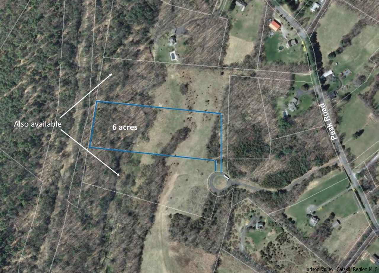 Additional photo for property listing at TBD Old Runway Road TBD Old Runway Road Stone Ridge, New York 12484 United States