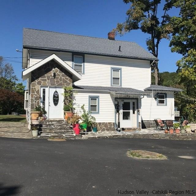 Single Family Home for Sale at 674 ROUTE 212 674 ROUTE 212 Saugerties, New York 12477 United States