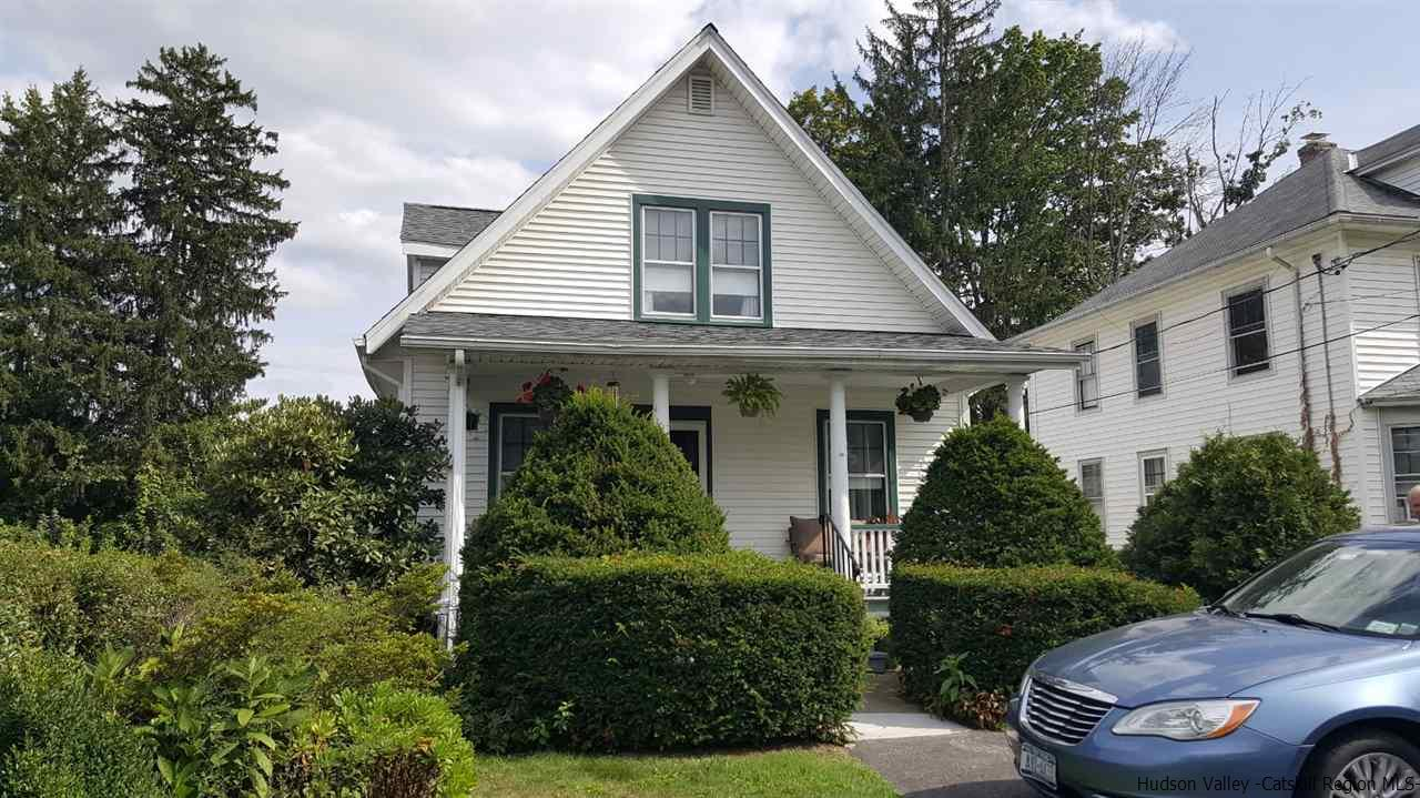 Single Family Home for Sale at 394 Albany Avenue 394 Albany Avenue Kingston, New York 12401 United States