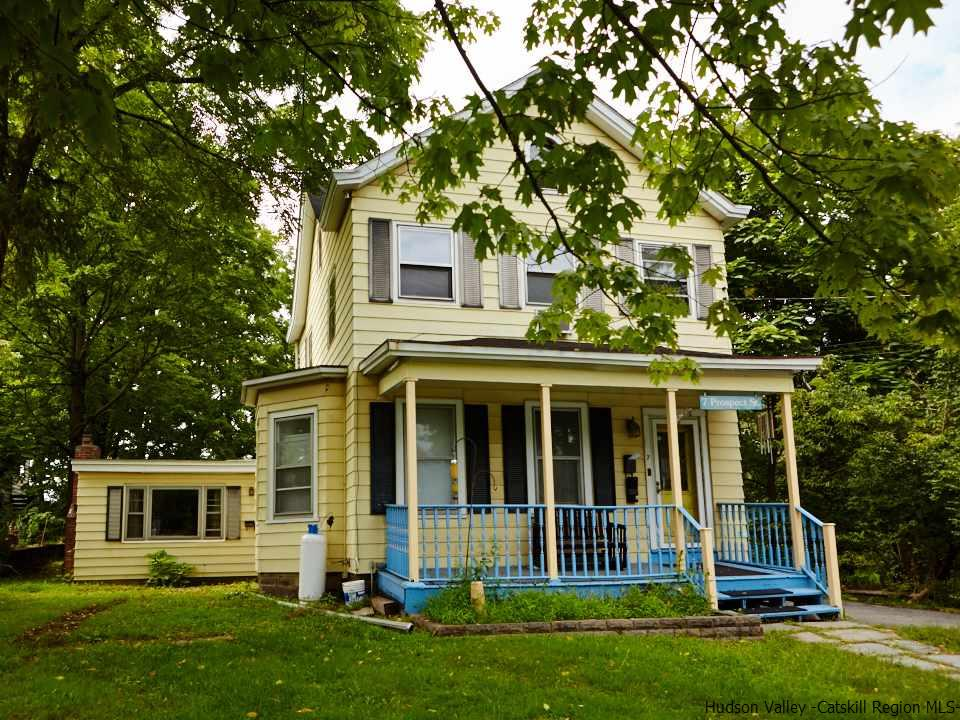 Single Family Home for Sale at 7 Prospect Street 7 Prospect Street New Paltz, New York 12561 United States