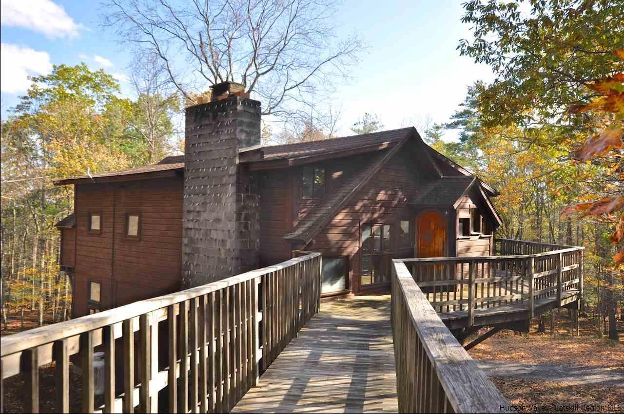 Single Family Home for Sale at 35 WEST BYRDCLIFFE Road 35 WEST BYRDCLIFFE Road Woodstock, New York 12498 United States