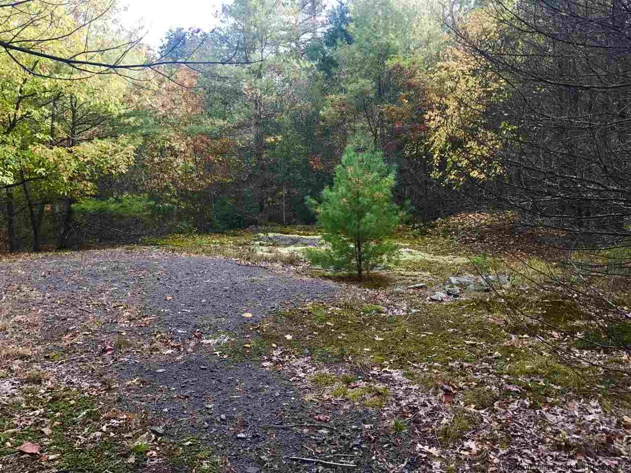Single Family Home for Sale at TBD Sawkill Road TBD Sawkill Road Woodstock, New York 12498 United States