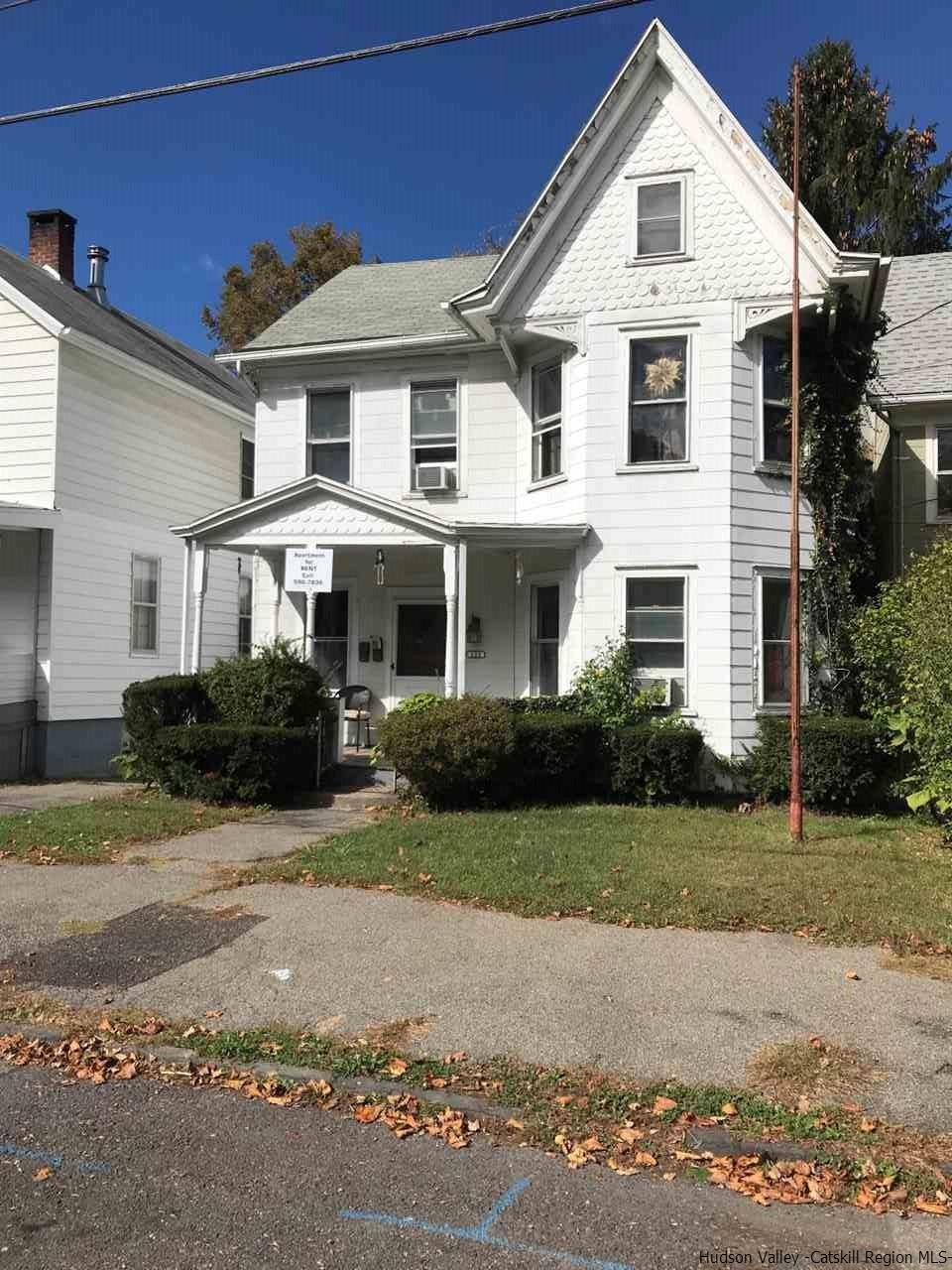 Two Family for Sale at 133 Pine Grove Avenue 133 Pine Grove Avenue Kingston, New York 12401 United States