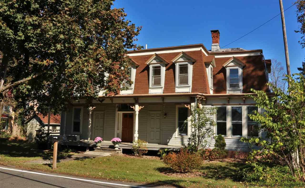 Single Family Home for Sale at 51 Main Street 51 Main Street Bloomington, New York 12411 United States
