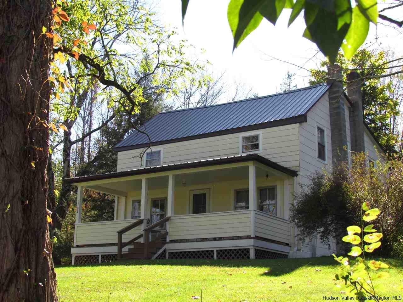 Single Family Home for Sale at 1782 Berme Road 1782 Berme Road Kerhonkson, New York 12446 United States