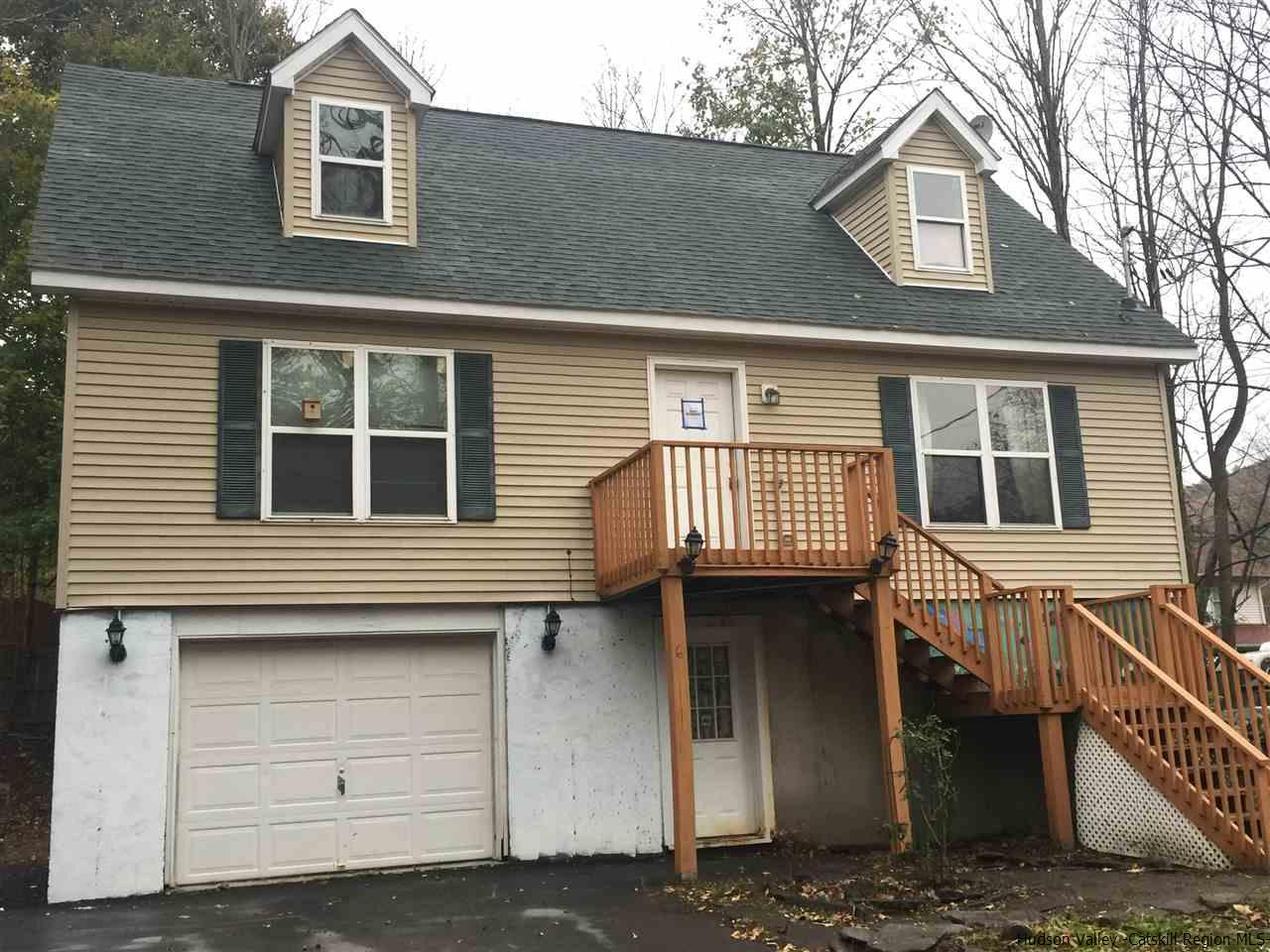 Single Family Home for Sale at 6 South Street 6 South Street Phoenicia, New York 12464 United States