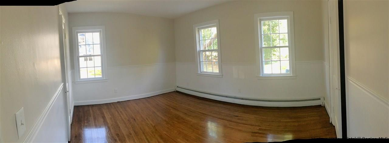 Bedroom has lots of natural light and 12 closets- 1 Cedar