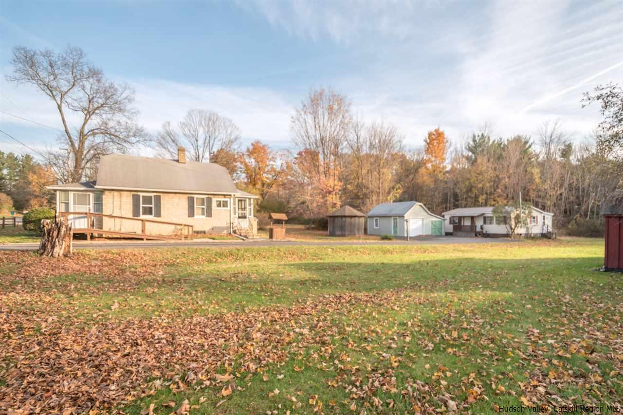 Single Family Home for Sale at 5136 Route 213 5136 Route 213 Olivebridge, New York 12461 United States