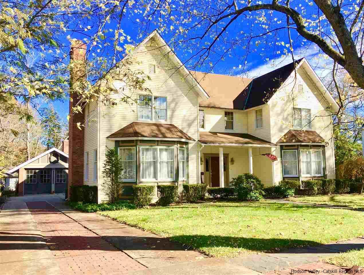 Single Family Home for Sale at 9 Cedar Street 9 Cedar Street Saugerties, New York 12477 United States