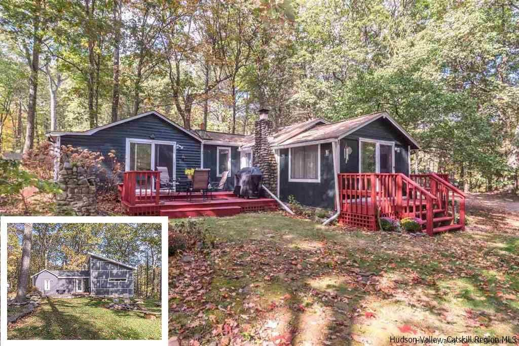 Two Family for Sale at 23 Creekside Road 23 Creekside Road Saugerties, New York 12477 United States