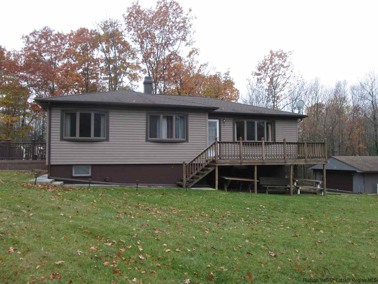 Single Family Home for Sale at 167 LACKAWACK HILL ROAD 167 LACKAWACK HILL ROAD Napanoch, New York 12458 United States