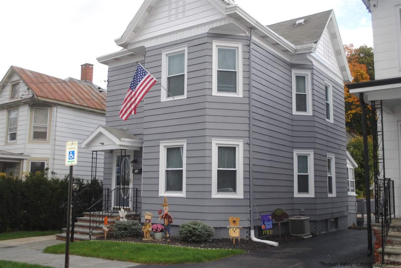 Single Family Home for Sale at 58 Brewster Street 58 Brewster Street Kingston, New York 12401 United States
