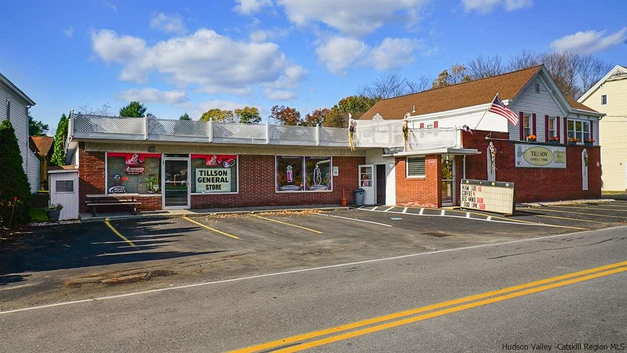 Retail for Sale at 735 Springtown Road 735 Springtown Road Tillson, New York 12486 United States