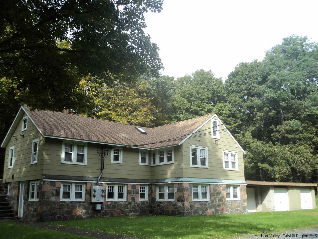 Single Family Home for Sale at 1718 Broadway (Rt 9W) Highway 1718 Broadway (Rt 9W) Highway West Park, New York 12493 United States