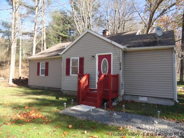 Single Family Home for Sale at 634 State Route 55 634 State Route 55 Napanoch, New York 12458 United States