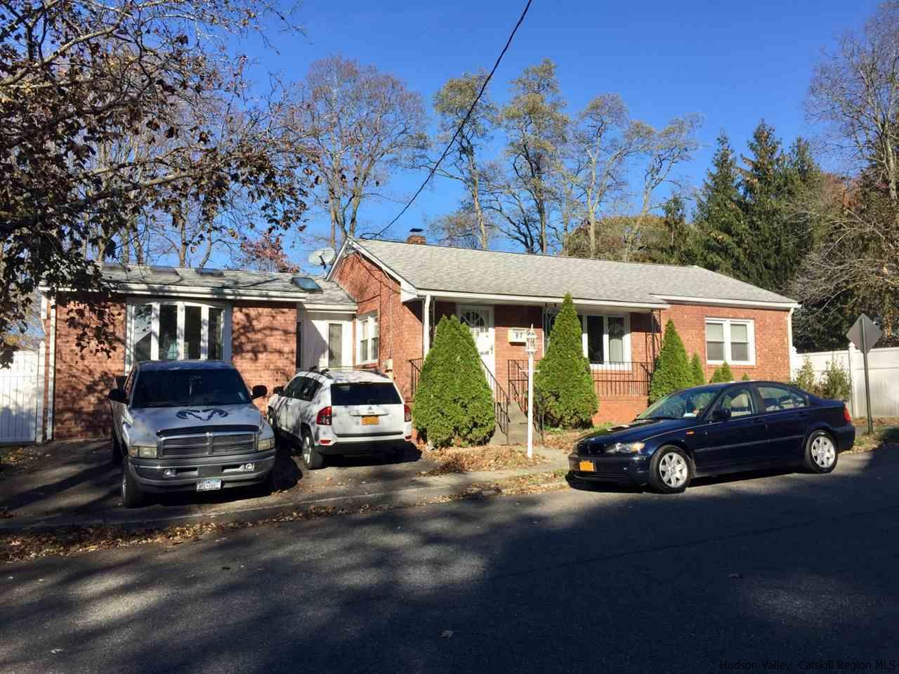 Single Family Home for Sale at 97 Emerick Street 97 Emerick Street Kingston, New York 12401 United States
