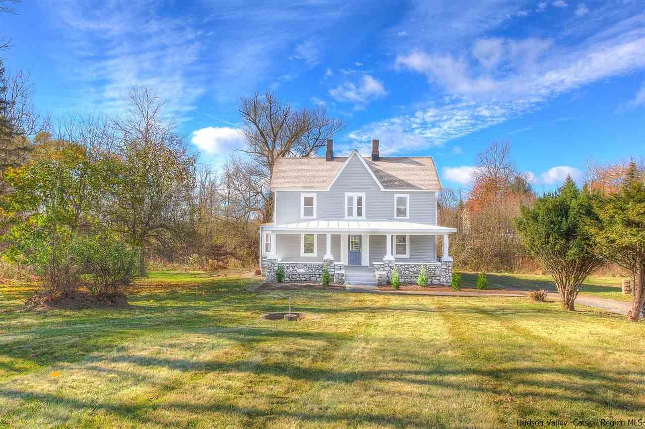 Single Family Home for Sale at 455 Plattekill Ardonia Road 455 Plattekill Ardonia Road Wallkill, New York 12589 United States