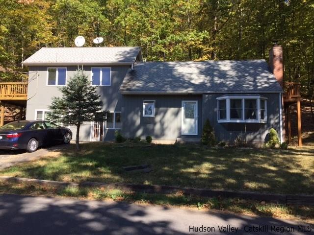 Single Family Home for Sale at 412 Lapla Road 412 Lapla Road Marbletown, New York 12401 United States