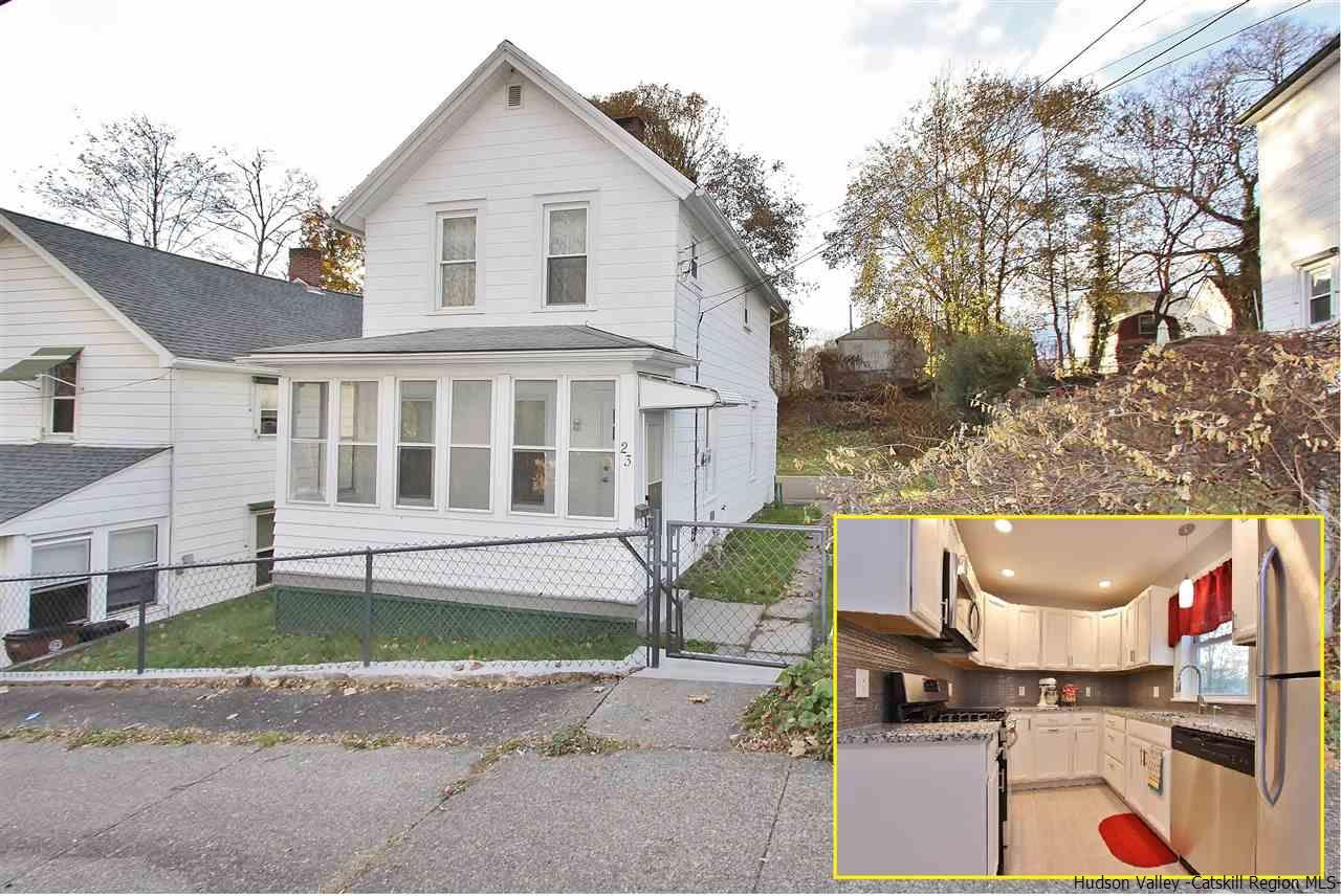 Single Family Home for Sale at 23 Jarrold Street 23 Jarrold Street Kingston, New York 12401 United States