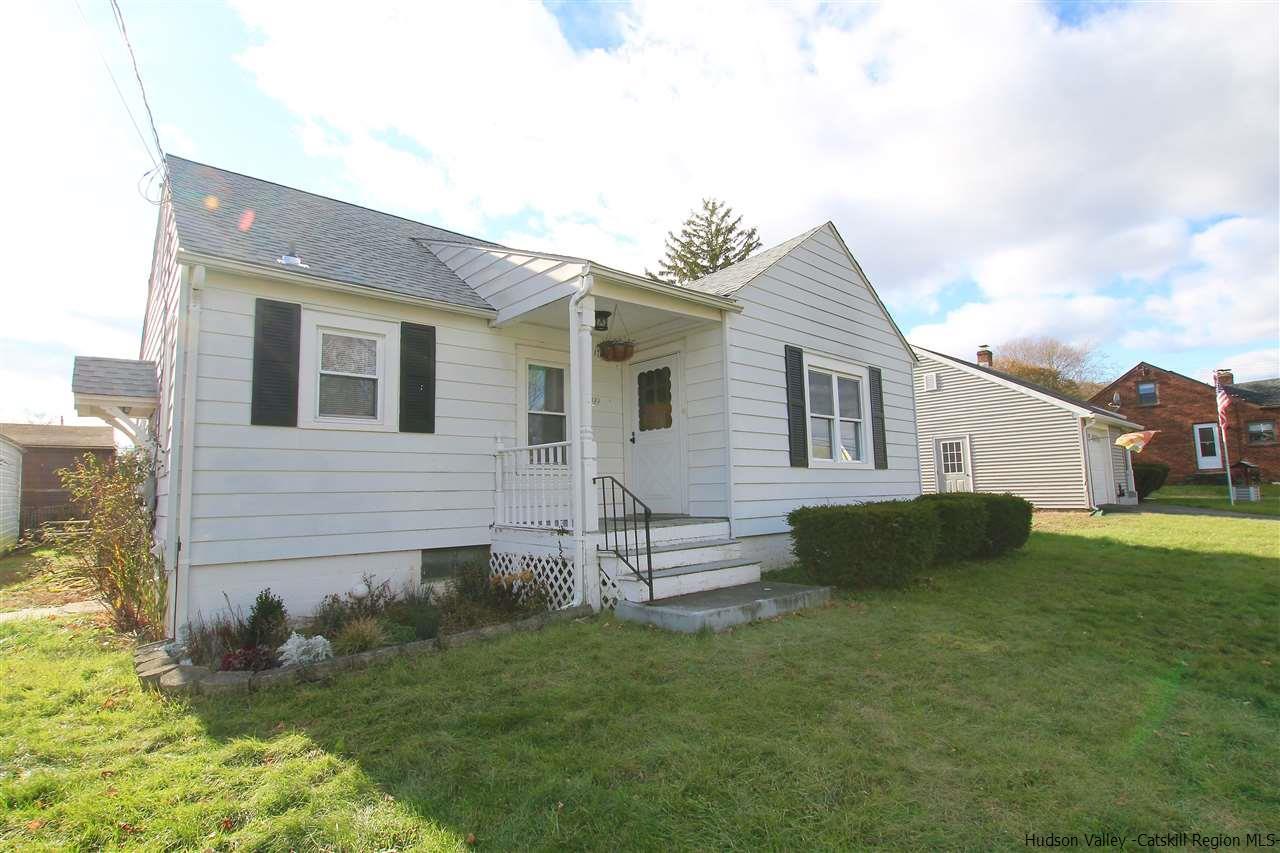 Single Family Home for Sale at 99 Wrentham Street 99 Wrentham Street Kingston, New York 12401 United States