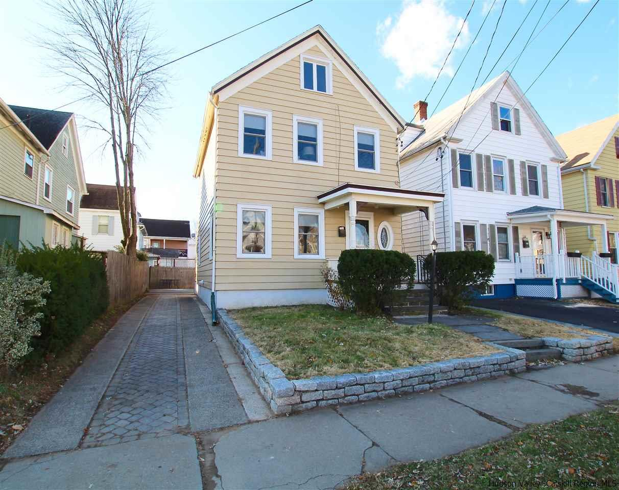 Single Family Home for Sale at 115 S Manor Avenue 115 S Manor Avenue Kingston, New York 12401 United States