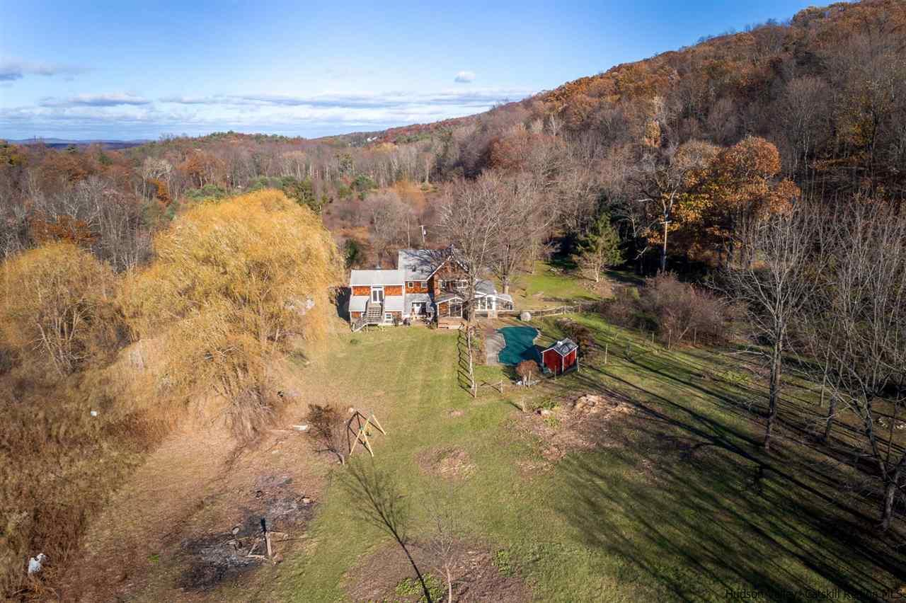 Single Family Home for Sale at 60 Lower 27 Knolls Road 60 Lower 27 Knolls Road High Falls, New York 12490 United States