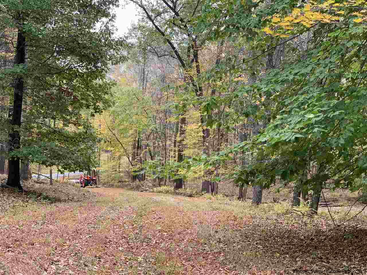 Single Family Home for Sale at TBD Ackert Hook Road TBD Ackert Hook Road Rhinebeck, New York 12572 United States