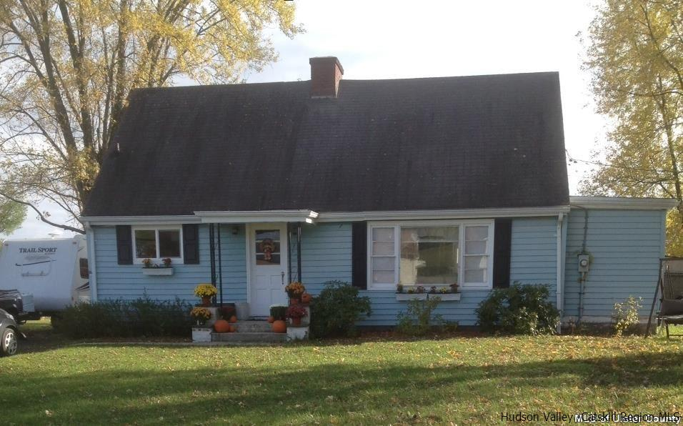 Single Family Home for Sale at 515 Route 212 515 Route 212 Saugerties, New York 12477 United States