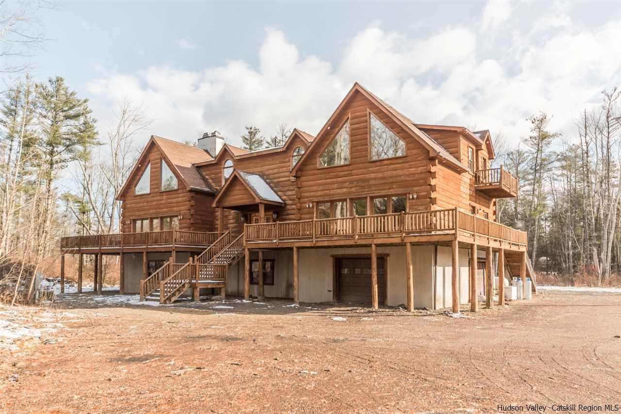 Single Family Home for Sale at 1355 Route 212 1355 Route 212 Saugerties, New York 12477 United States