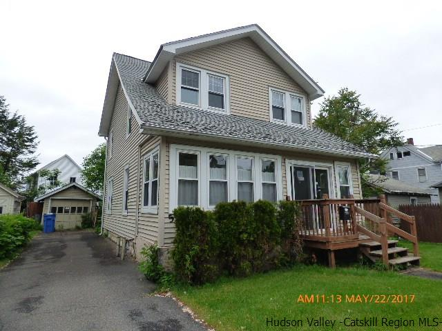Single Family Home for Sale at 55 Elizabeth Street 55 Elizabeth Street Kingston, New York 12401 United States