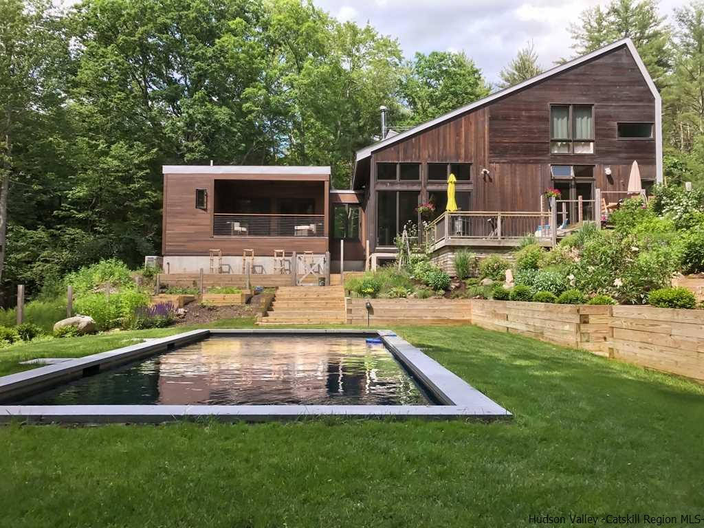 Single Family Home for Sale at 358 Upper Sahler Mill Road 358 Upper Sahler Mill Road Olivebridge, New York 12461 United States