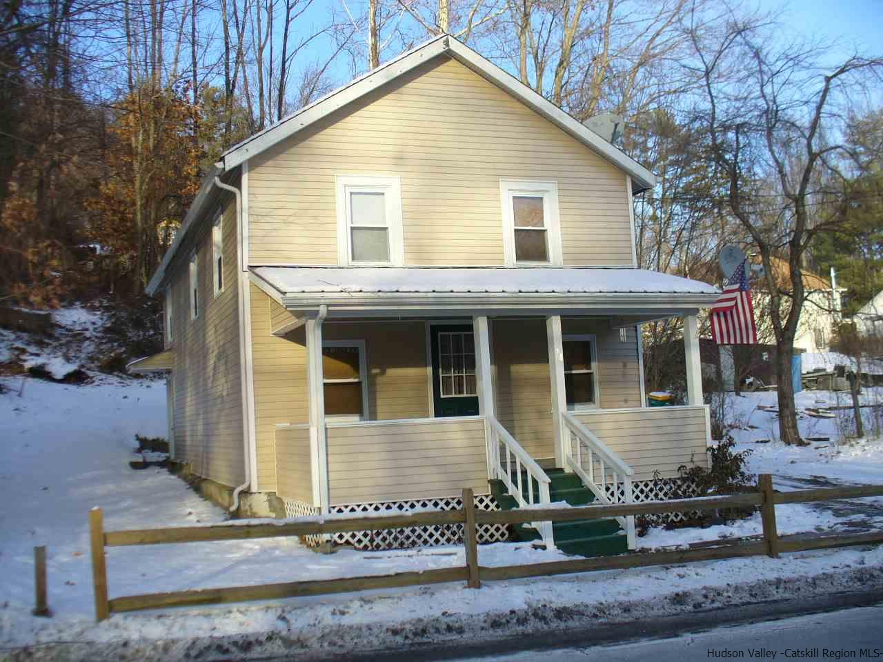 Single Family Home for Sale at 74 Rt 55 74 Rt 55 Napanoch, New York 12458 United States