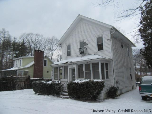 Single Family Home for Sale at 1372 State Route 28 1372 State Route 28 West Hurley, New York 12491 United States