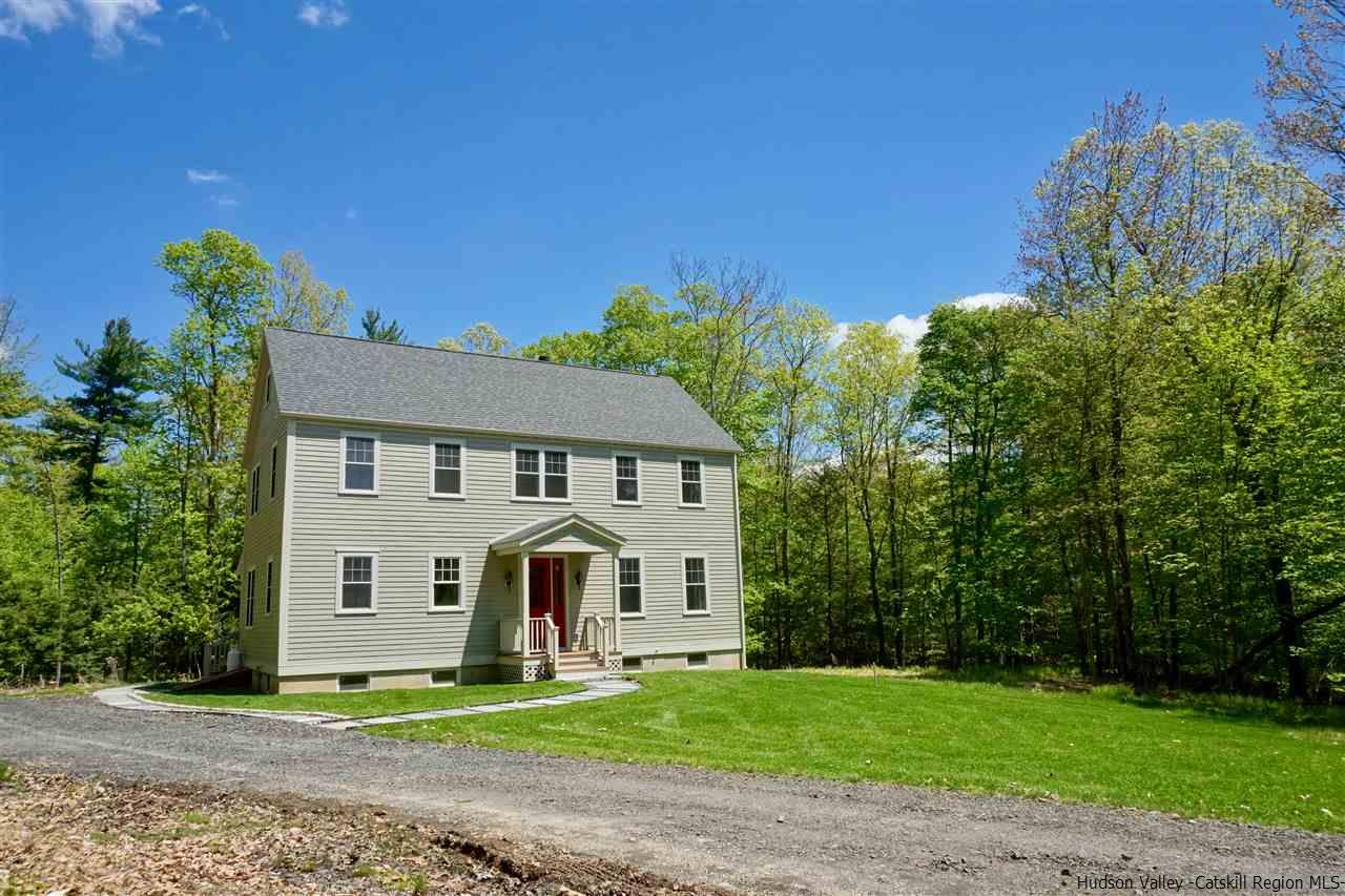 Single Family Home for Sale at 502 Mill Hook Road 502 Mill Hook Road Accord, New York 12404 United States