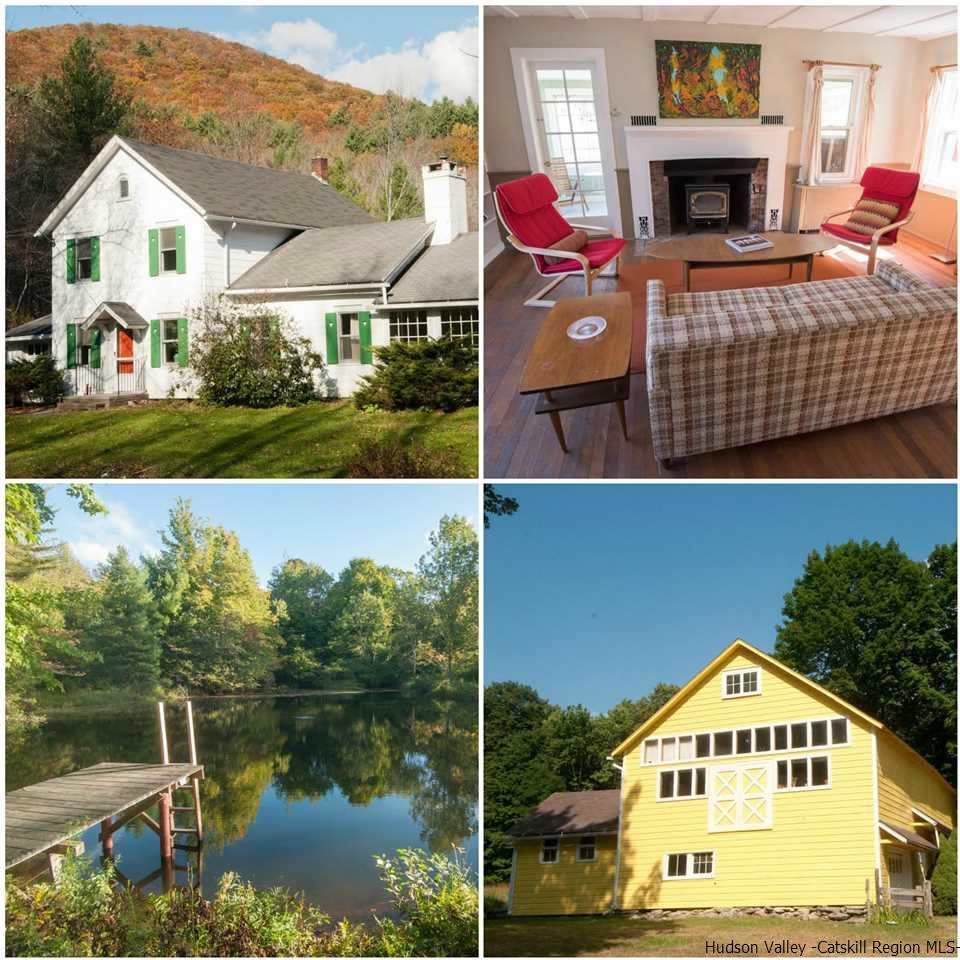 Single Family Home for Sale at 1102 Wittenberg Road 1102 Wittenberg Road Mount Tremper, New York 12457 United States