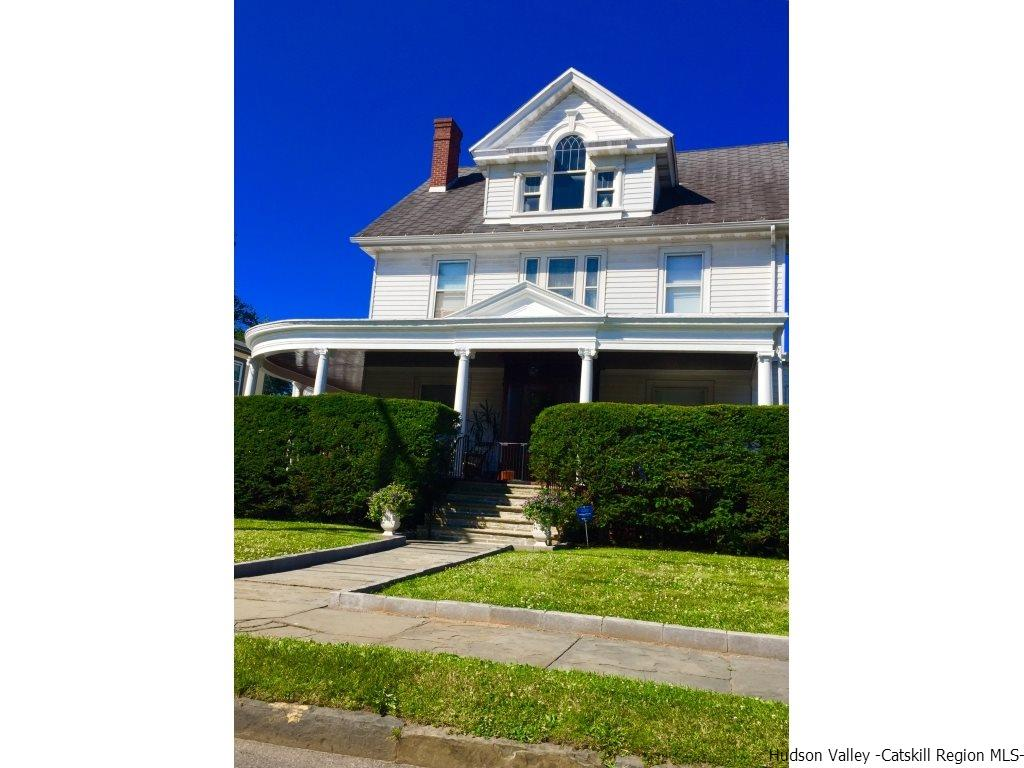 Single Family Home for Sale at 137 Washington Avenue 137 Washington Avenue Kingston, New York 12401 United States