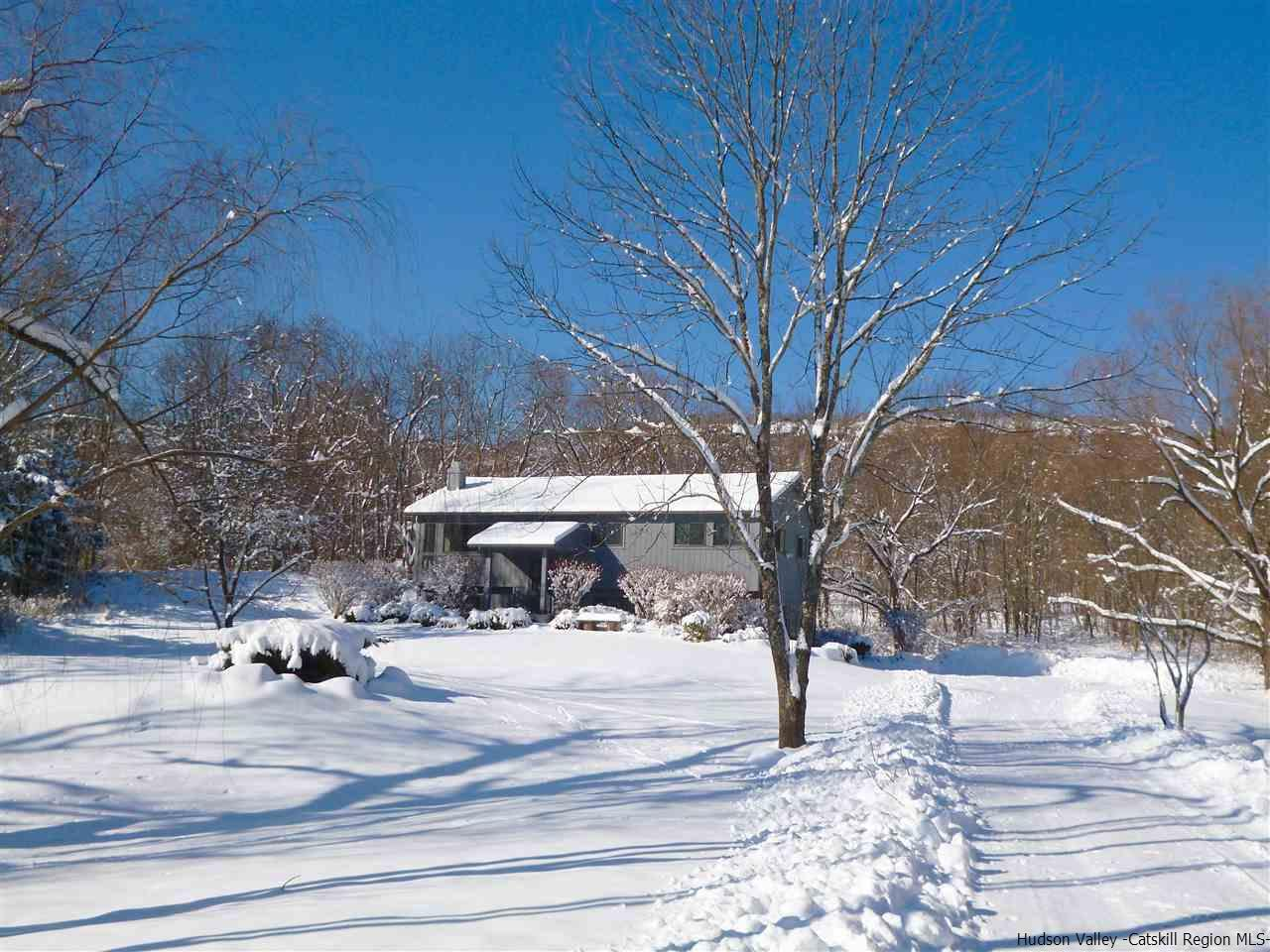 Single Family Home for Sale at 158 Guilford Schoolhouse 158 Guilford Schoolhouse New Paltz, New York 12561 United States
