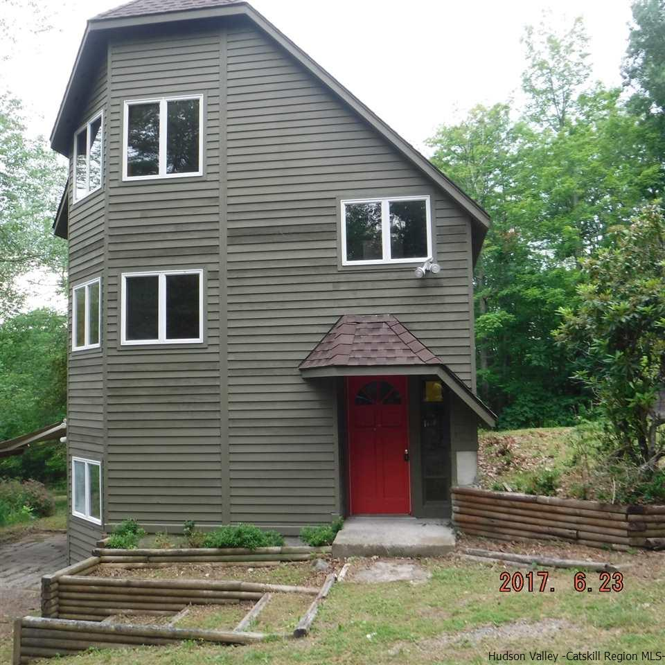 Single Family Home for Sale at 155 Fern Hill Road 155 Fern Hill Road Austerlitz, New York 12075 United States