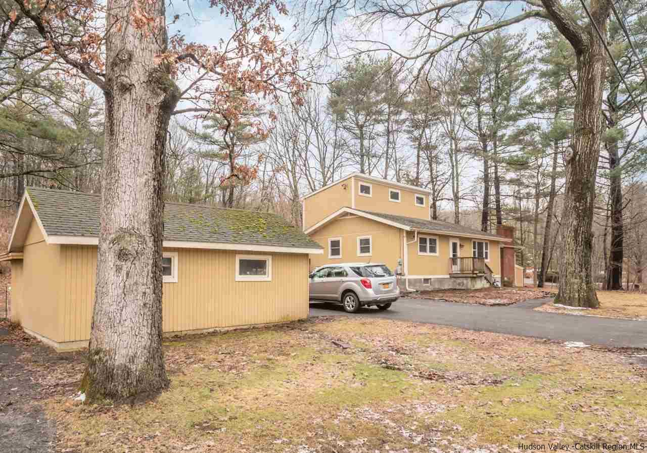 Single Family Home for Sale at 63 Mount Airy Road 63 Mount Airy Road Saugerties, New York 12477 United States