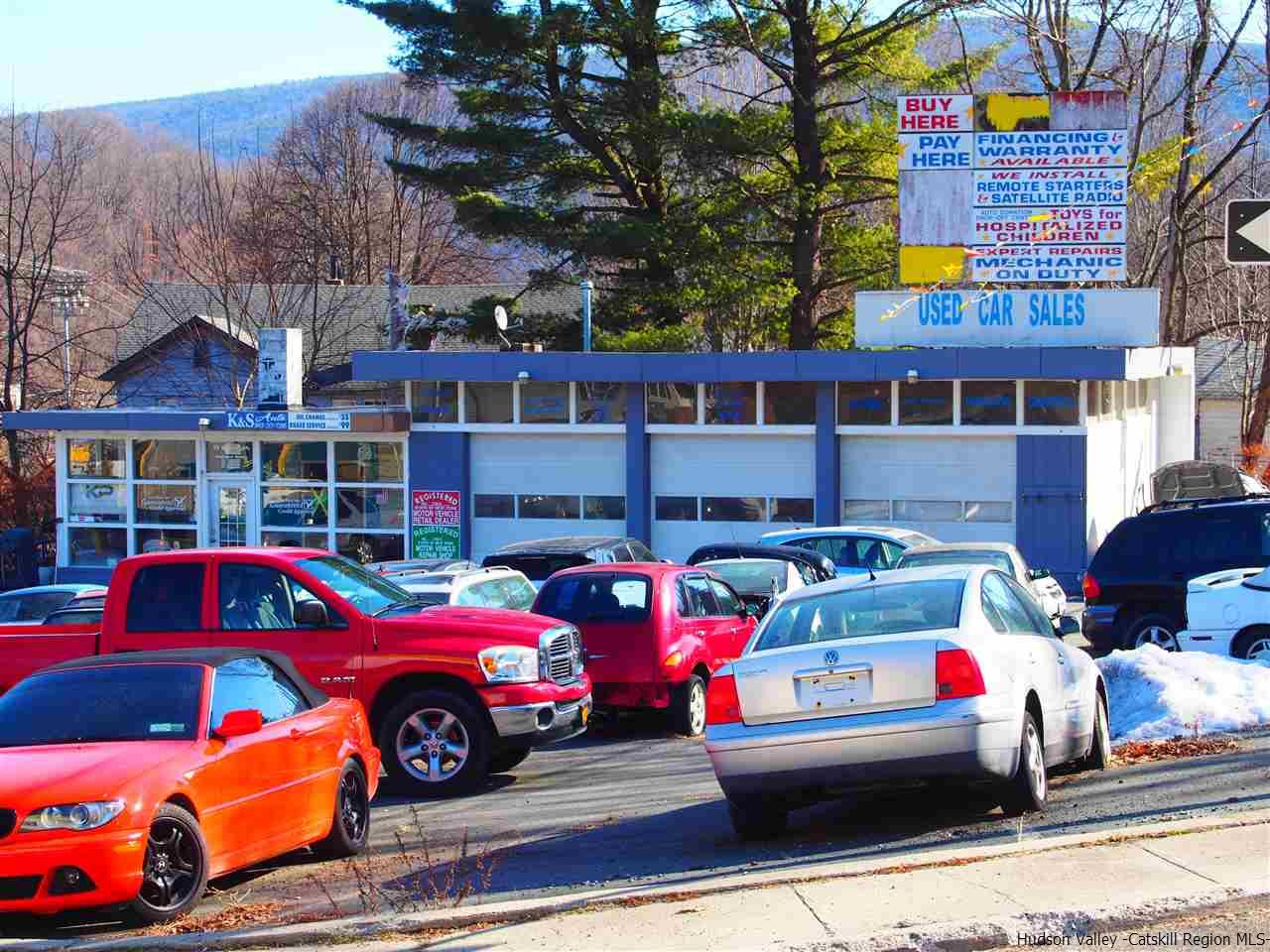 Retail for Sale at 15 Canal Street 15 Canal Street Ellenville, New York 12428 United States