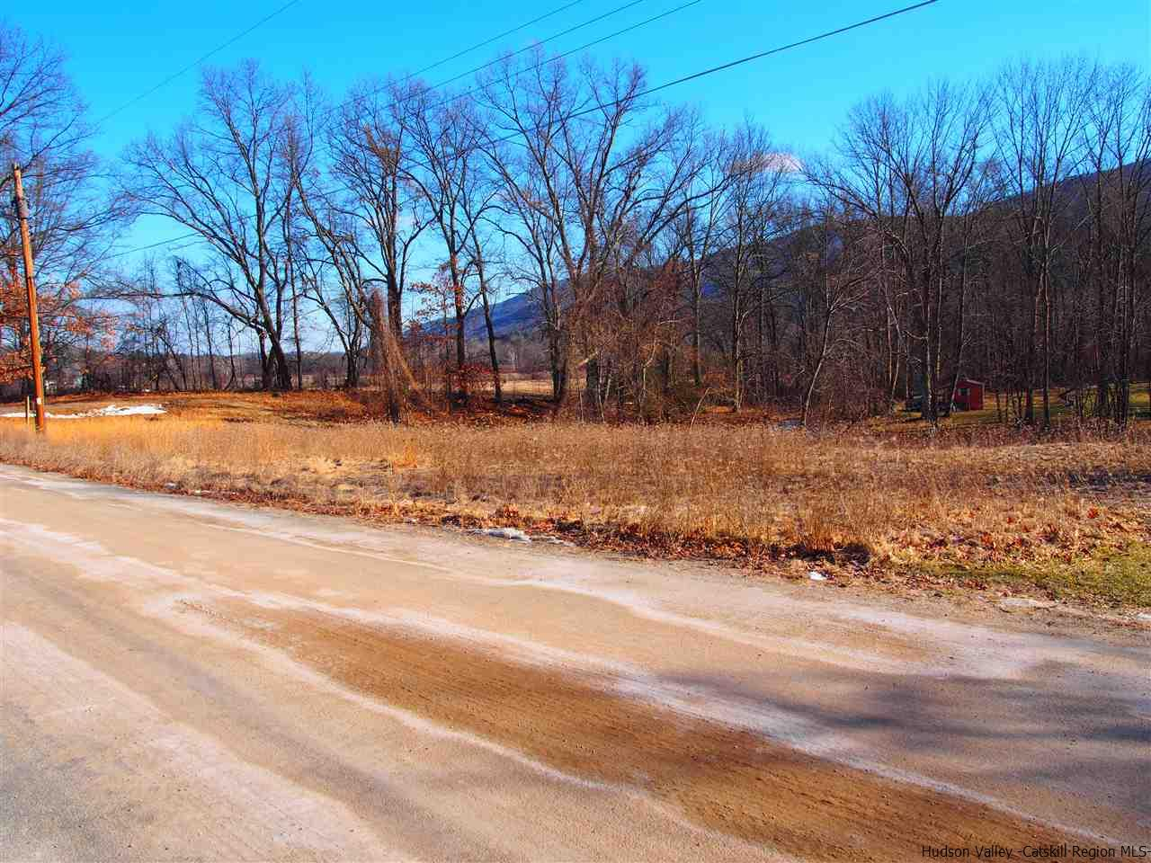 Single Family Home for Sale at TBD Cherry Lane TBD Cherry Lane Ellenville, New York 12428 United States