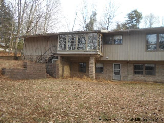 Single Family Home for Sale at 127 Flower Hill Road 127 Flower Hill Road Kingston, New York 12401 United States