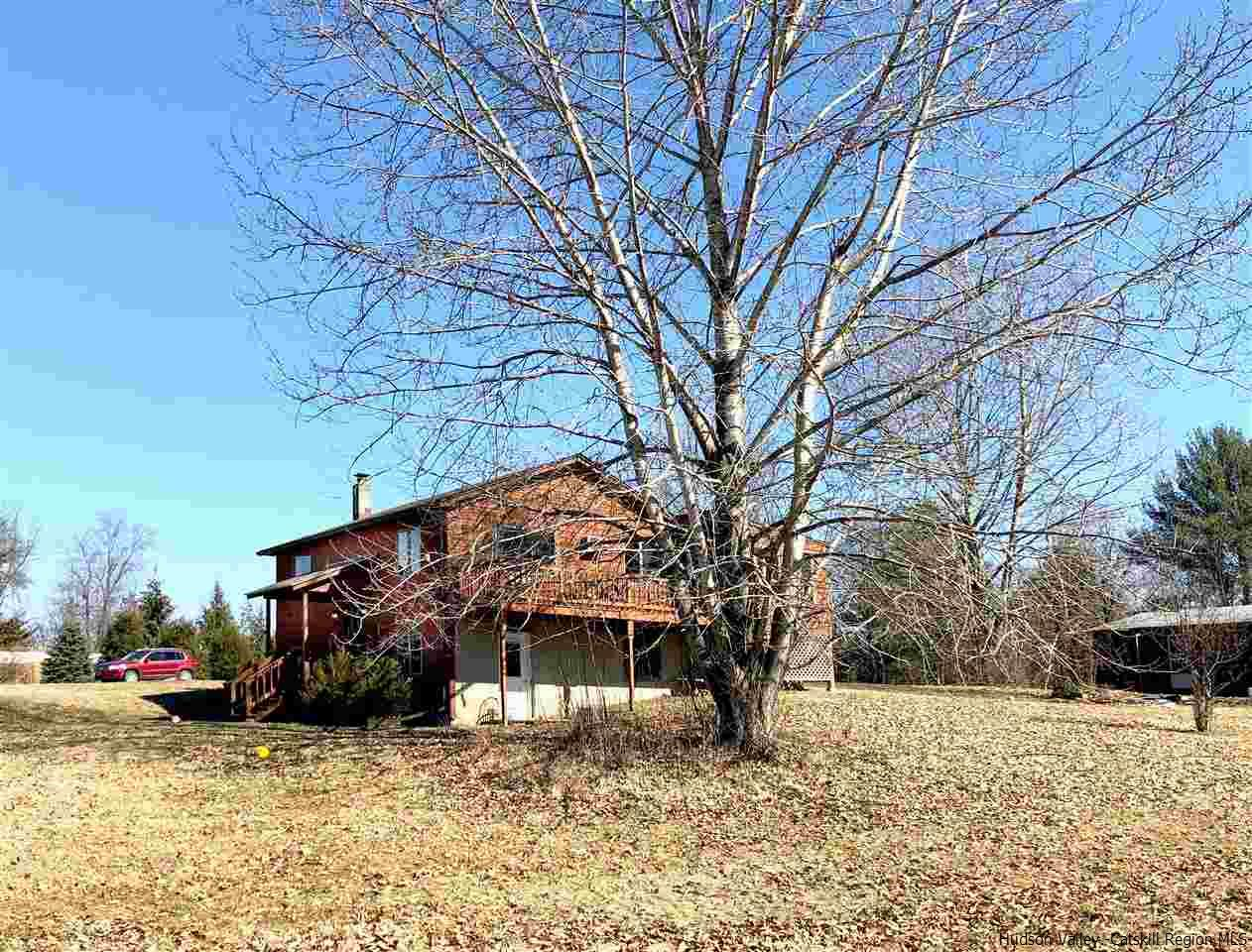 Single Family Home for Sale at 101 Montgomery Street 101 Montgomery Street Tivoli, New York 12583 United States