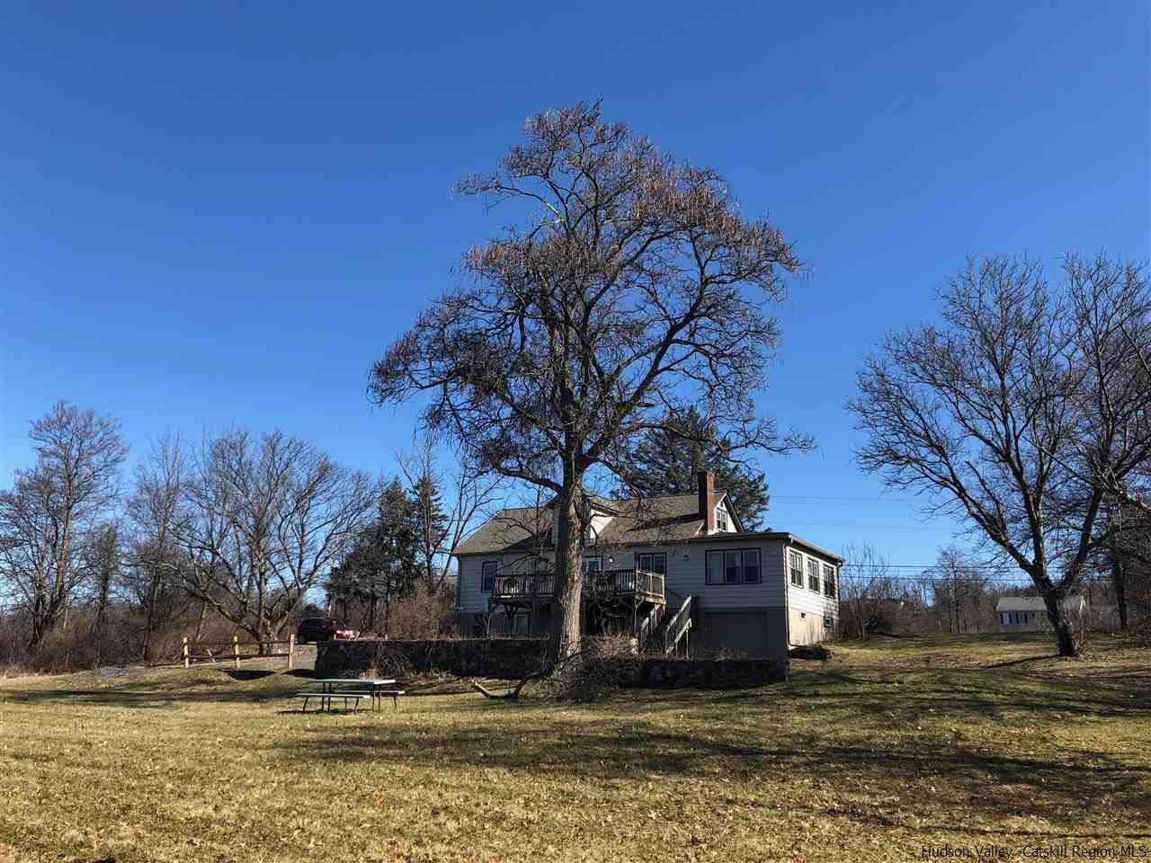 Single Family Home for Sale at 4989 N Route 9G Route 4989 N Route 9G Route Tivoli, New York 12583 United States