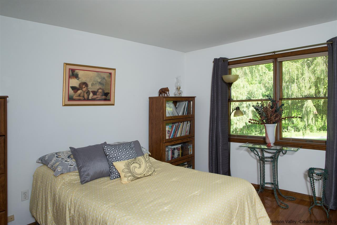 One of two guest bedrooms in the single family Ranch.