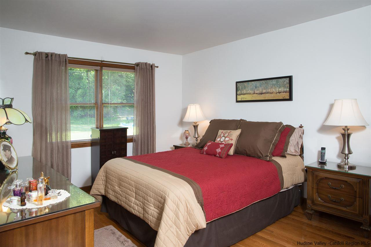 View of master bedroom in the single family Ranch.