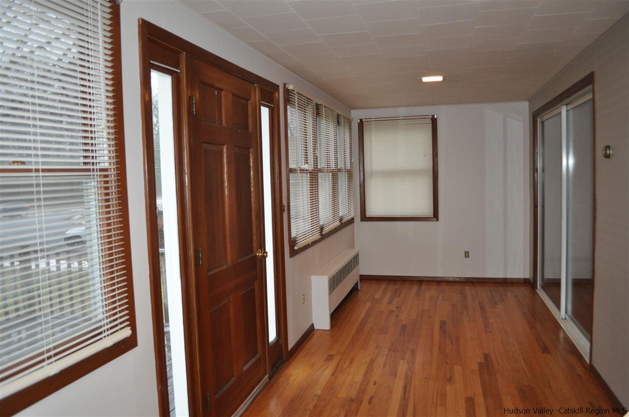 Photo taken prior to tenant moving in