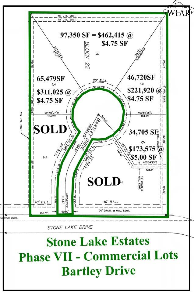 5 BARTLEY DRIVE Lot 3, Wichita Falls, TX 76310